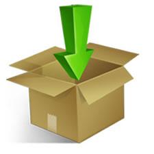 download-box-psd-icon