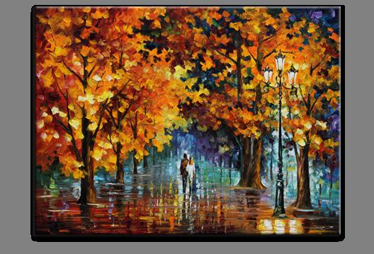 Осень пахнет одиночеством, или синоним одиночества — осень.