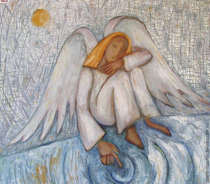 Ангел на димарі