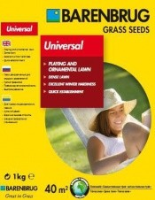 Газонная трава универсальная Barenbrug (Баренбруг) 1кг