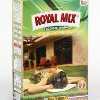 Газонная трава универсальная Royal Mix Роял Микс 1кг
