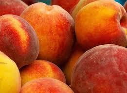Персик колоновидний Бургунді